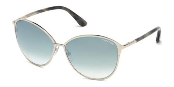 7b796fbcd7 Tom Ford FT0320 PENELOPE 16W Sunglasses Silver