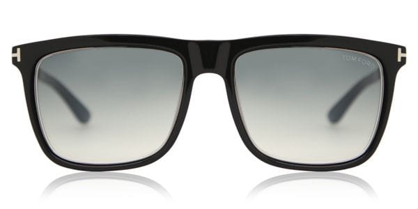 8719533f732c8 Tom Ford FT0392 KARLIE 02W Sunglasses in Black