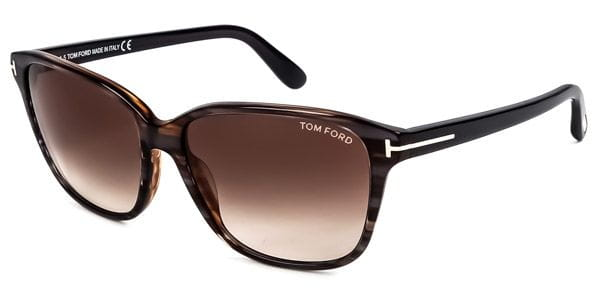 e1721bac7ed Tom Ford FT0432 DANA 20F Sunglasses Grey