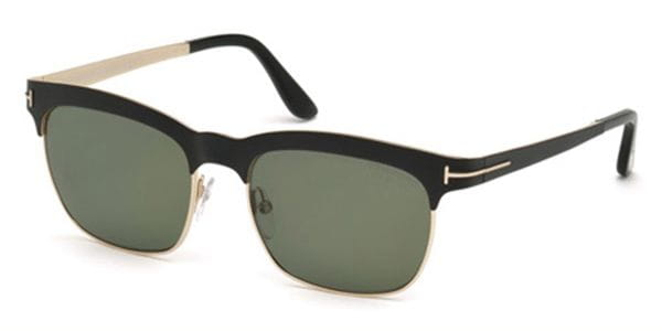 ffc7e4a6279 Tom Ford FT0437 ELENA 05R Sunglasses Black