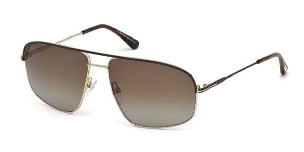 3cce79f2ba5b0 Tom Ford FT0467 Polarized 50H Sunglasses. Please activate Adobe Flash Player  in order to use Virtual Try-On and try again.