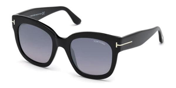 f1bb6fe30195d Óculos de Sol Tom Ford FT0613 01C Preto   OculosWorld Brasil