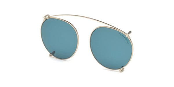 8759b99a7973e Tom Ford FT5494-CL Clip On 28V Sunglasses. Please activate Adobe Flash  Player in order to use Virtual Try-On and try again.