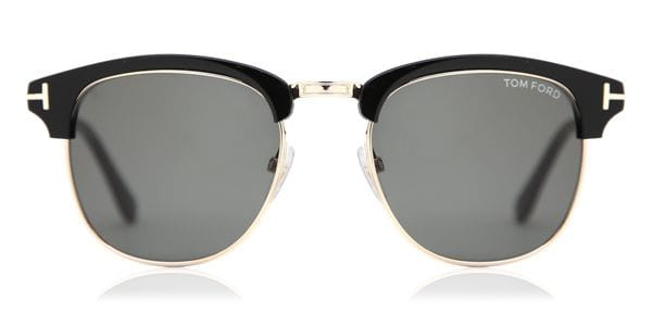 1c32e41112 Tom Ford FT0248 HENRY 05N Sunglasses in Black