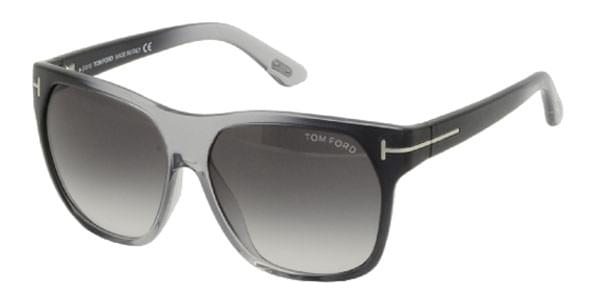 tom ford ft0188 federico 20b sonnenbrille grau. Black Bedroom Furniture Sets. Home Design Ideas