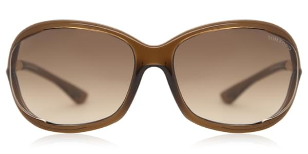6a4d8a25c3b1cb Tom Ford FT0008 JENNIFER 692 Sunglasses Brown   SmartBuyGlasses Canada