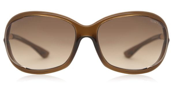 a4a85b0510 Tom Ford FT0008 JENNIFER 692 Sunglasses in Brown