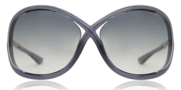6571282e30 Tom Ford FT0009 WHITNEY 0B5 Sunglasses Grey