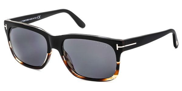8299f27821 Tom Ford FT0376 BARBARA Polarized 05D Sunglasses Brown ...