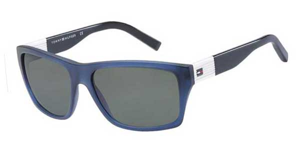 Tommy Hilfiger TH 1193 S Polarized 81P RA Sunglasses in Blue ... 8c5e0f8b9d