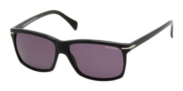 e92a6a8df7009 Tommy Hilfiger TH 1016 S 807 Y1 Sunglasses in Black ...