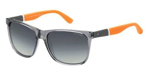 03de485a2019c Tommy Hilfiger TH 1281 S 32I HD Sunglasses in Clear ...