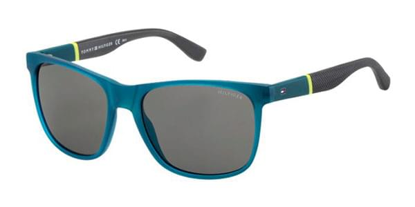 51754a6bc546e Tommy Hilfiger TH 1281 S Y94 Y1 Sunglasses in Blue   SmartBuyGlasses USA