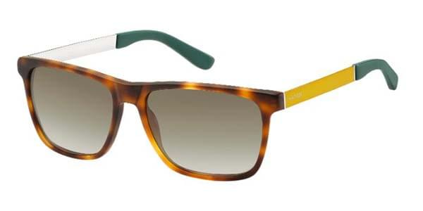 5436243c337a3 Óculos de Sol Tommy Hilfiger TH 1322 S 0I1 HA Marrom   OculosWorld ...