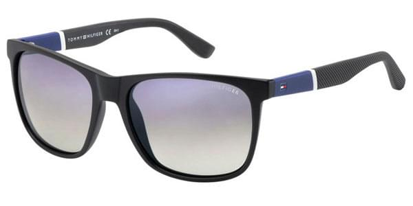 Tommy Hilfiger TH 1281 S FMA IC Sunglasses in Black ... e402e57c6f