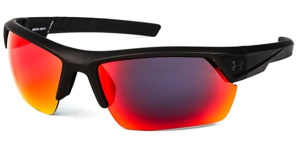 a6af8699f7f Under Armour Igniter 2.0 8600051-090151 Sunglasses Black ...