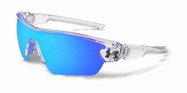 2e6cccad5f Under Armour Menace 8600095-141461 Sunglasses in Clear ...