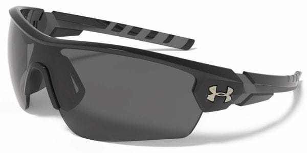 1801b6fe0bab Under Armour Rival 8600090-000101 Sunglasses Black | SmartBuyGlasses ...