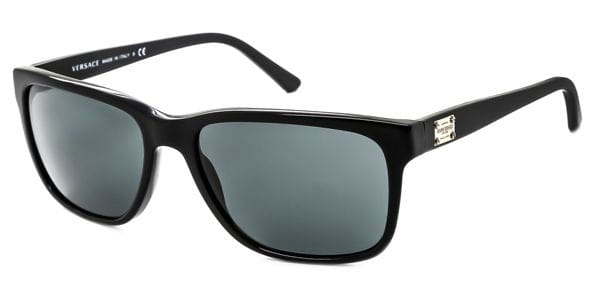 97d6833c9983e Versace VE4249 GB1 87 Sunglasses in Black