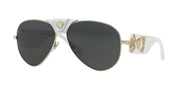 06c72dd9e949 Versace VE2150Q 134187 Sunglasses Gold
