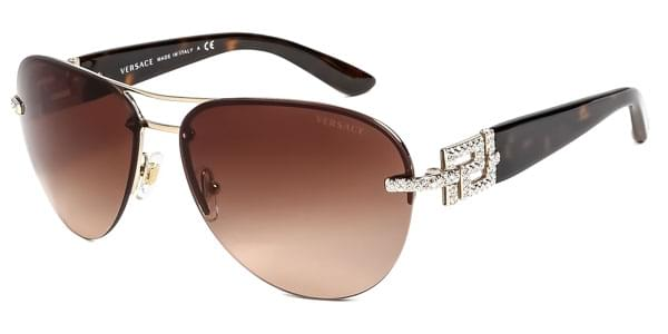 Versace VE2159B Bright Crystal サングラス 125213