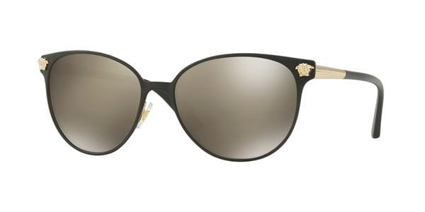 0e750e20c95d Versace VE2168 13665A Sunglasses Silver | SmartBuyGlasses UK