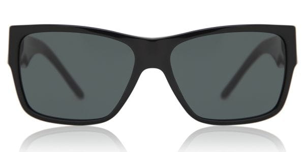 57f6977cdea Versace VE4296 GB1 87 Sunglasses in Black
