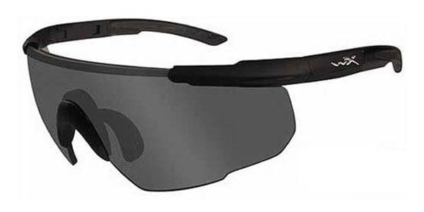 7120f21d6eb6 Wiley X Saber Advanced 306 Sunglasses in Black | SmartBuyGlasses USA