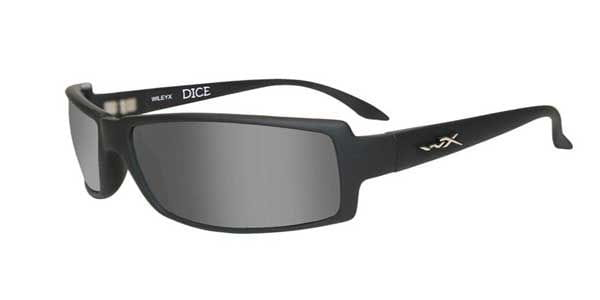 e770ae1129a33 Wiley X WX Dice SSDIC1 Sunglasses in Black