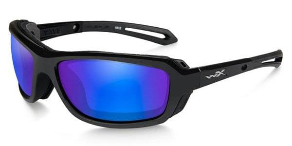 8433fcd3ea Wiley X Enzo CCWAV09 Sunglasses Black