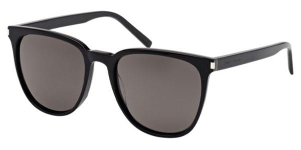 yves saint laurent sl 94 001 sunglasses black smartbuyglasses canada